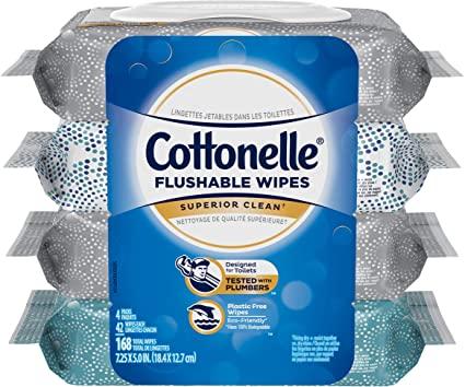 Flushable Wipes Cause Sewer Backup